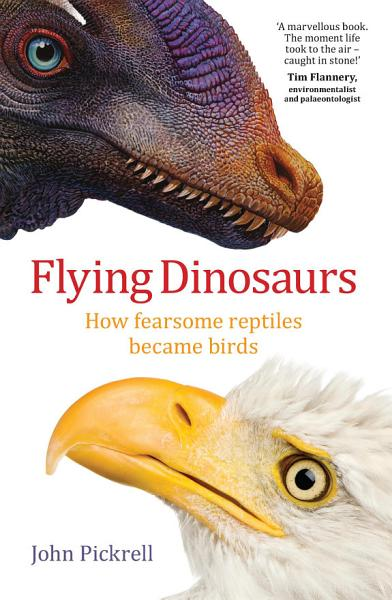 Download Flying Dinosaurs Book