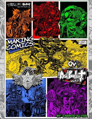 MAKING COMICS  The MickMacks Meatbucket Way PDF