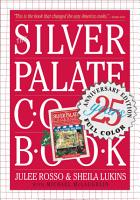 Silver Palate Cookbook PDF