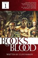 Books of Blood  Vol  1 PDF