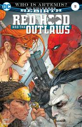 Red Hood and the Outlaws (2016-) #11