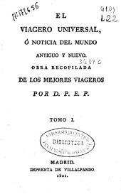 El viagero universal ó Noticia del mundo antiguo y nuevo: Volumen 2