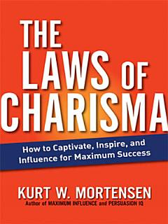 The Laws of Charisma Book