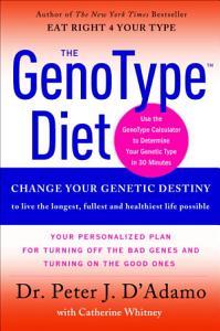 The GenoType Diet Book