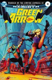 Green Arrow (2016-) #10