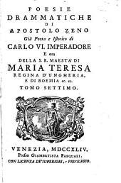 Poesie drammatiche: Volume 7