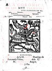 La coronica de los ... cavalleros Don Florisel de Niquea y el fuerte Anaxartes ... Caragoga ... Domingo de Portonarijs Vrsino: 10