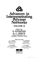Advances in Interpenetrating Polymer Networks PDF