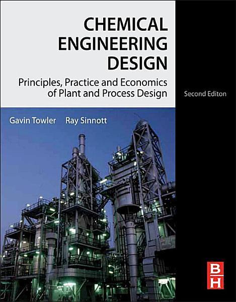 Chemical Engineering Design Pdf Book