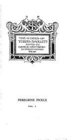 The Works of Tobias Smollett: Peregrine Pickle, 1895