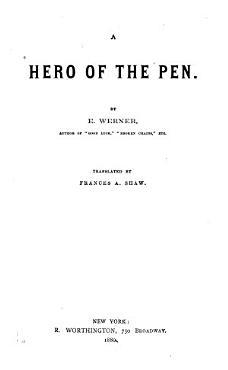 A Hero of the Pen PDF