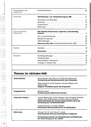 Stahl und Eisen PDF