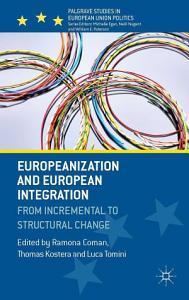 Europeanization and European Integration PDF