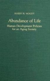 Abundance of Life: Human Development Policies for an Aging Society