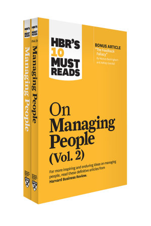 HBR s 10 Must Reads on Managing People 2 Volume Collection