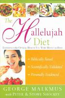 The Hallelujah Diet PDF
