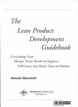 The Lean Product Development Guidebook PDF
