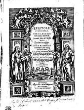 EPISTOLE ET EVANGELII, CH SI LEGGONO tutto l'anno alle Messe, Seconda l'uso del Messal nuovo