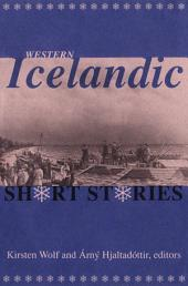 Western Icelandic Short Stories