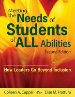 Meeting the Needs of Students of ALL Abilities PDF