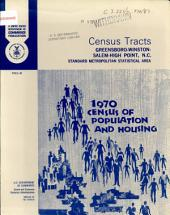 1970 Census of Population and Housing: Final reports. Census tracts, Volume 83, Issue 3