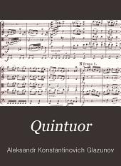 Quintuor op. 39