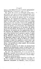 Notice statistique sur le château de Rupelmonde