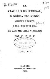 El viagero universal o Noticia del mundo antiguo y nuevo: Volumen 12