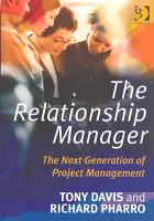 The Relationship Manager PDF