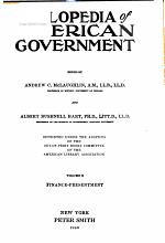 Cyclopedia of American Government PDF