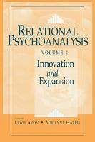 Relational Psychoanalysis  Volume 2 PDF