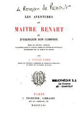Les Aventures de Maître Renart et d'Ysengrin son compère