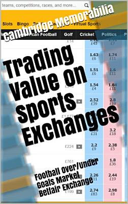 Trading Value on Sports Exchanges PDF