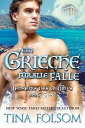 Ein Grieche für alle Fälle: Jenseits des Olymps - Buch 1