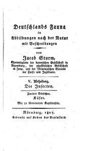 Deutschlands insecten
