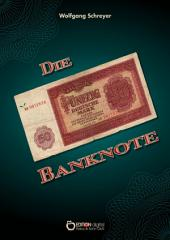 Die Banknote: Kriminalroman