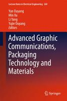 Advanced Graphic Communications  Packaging Technology and Materials PDF