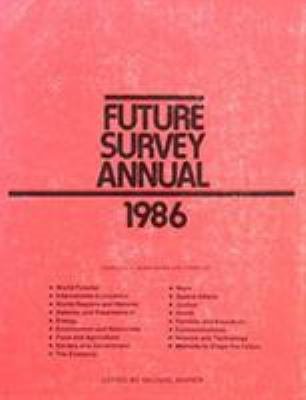 Future Survey Annual 1986 PDF