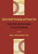 Clinical Health Psychology and Primary Care
