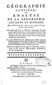 Cours complet de cosmographie, de géographie, de chronologie, histoire ancienne et moderne