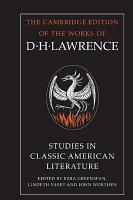Studies in Classic American Literature PDF