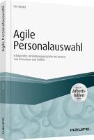 Agile Personalauswahl   inkl  Arbeitshilfen online PDF