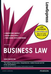 Law Express: Business Law (Revision Guide): Edition 4