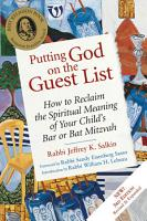 Putting God on the Guest List PDF