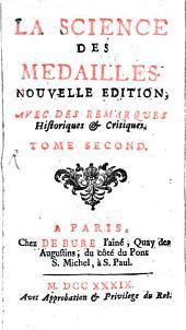 La science des médailles antiques et modernes: Volume2