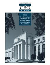 Budgetary Impact and Subsidy Costs of the Federal Reserve¿s Actions During the Financial Crisis