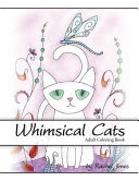 Adult Coloring Book Whimsical Cats Book PDF