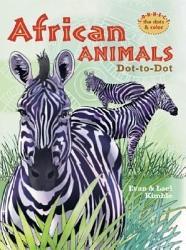 African Animals Dot To Dot Book PDF