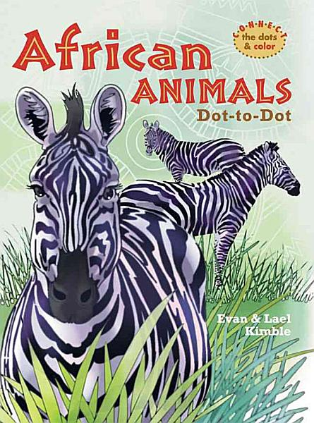 African Animals Dot To Dot