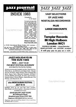 Jazz Journal International PDF